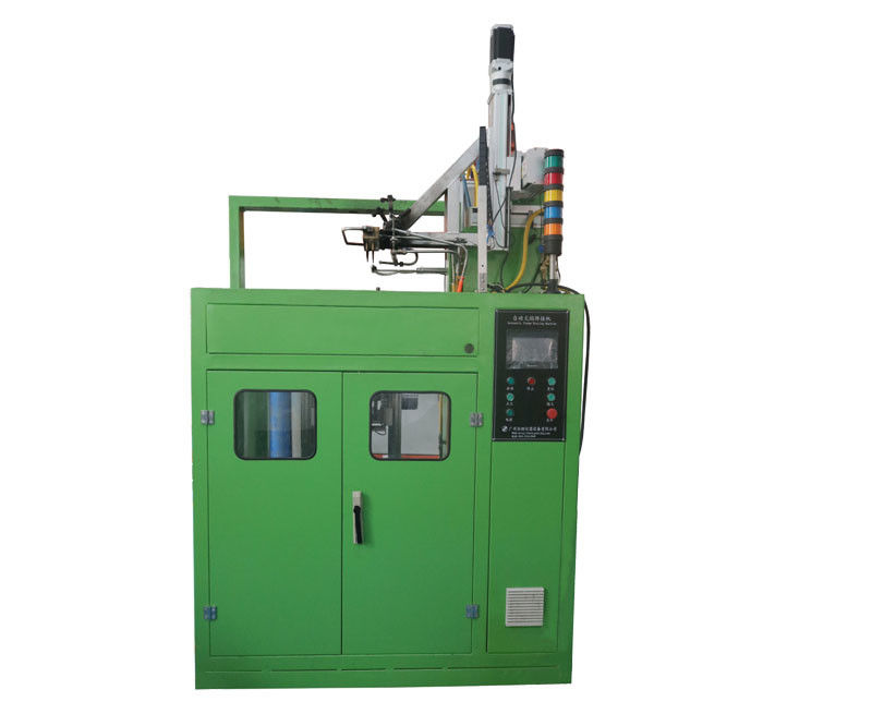 3D Flame Automatic Brazing Machine for Air Conditioning Heat exchangers Small U Tube 12s/pc