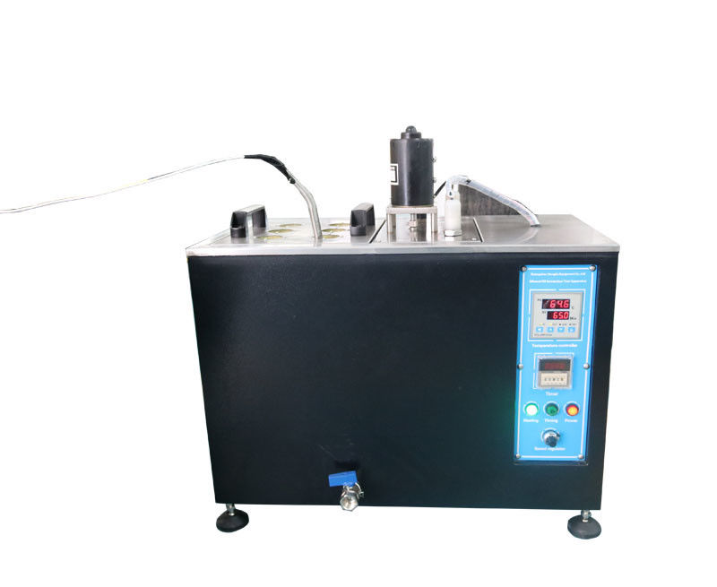 3000W  Mineral Oil Immersion Test Apparatus Six Groups Working Stations
